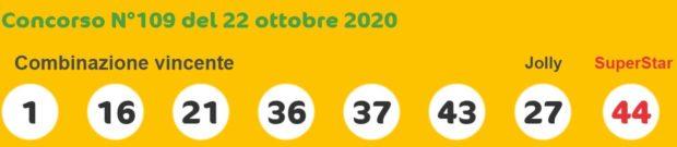 SuperEnalotto-oggi-estrazione-super-enalotto-sisal-giovedì-22-ottobre-2020