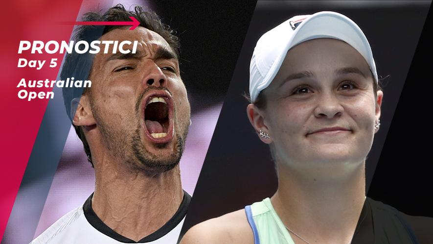 Tennis Australian Open 2020 Day 5