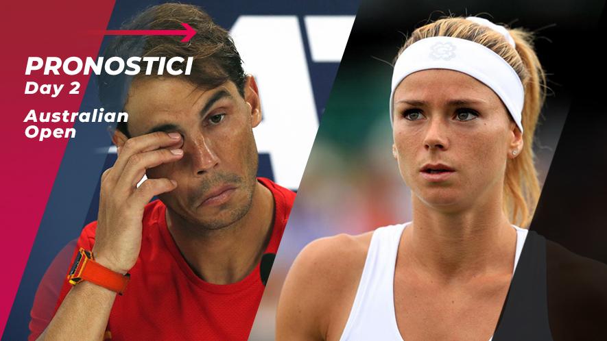 Tennis Australian Open 2020 Day 2