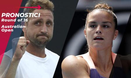 Tennis Australian Open 2020 Ottavi