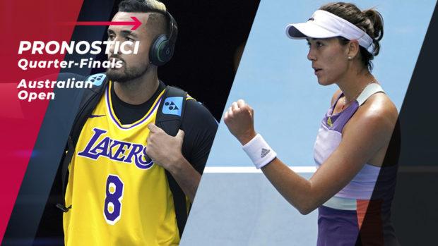 Tennis Australian Open 2020 Quarti: I Pronostici del PROF!