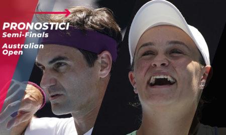 Tennis Australian Open 2020 Semifinali