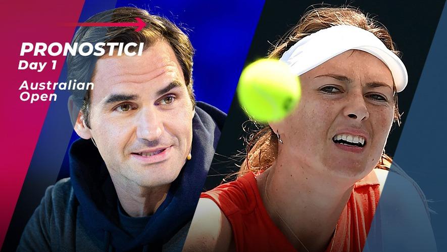 Tennis Australian Open 2019 Day 1