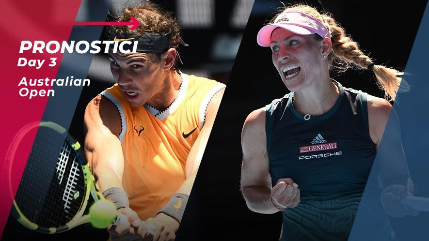 Tennis Australian Open 2019 Day 3