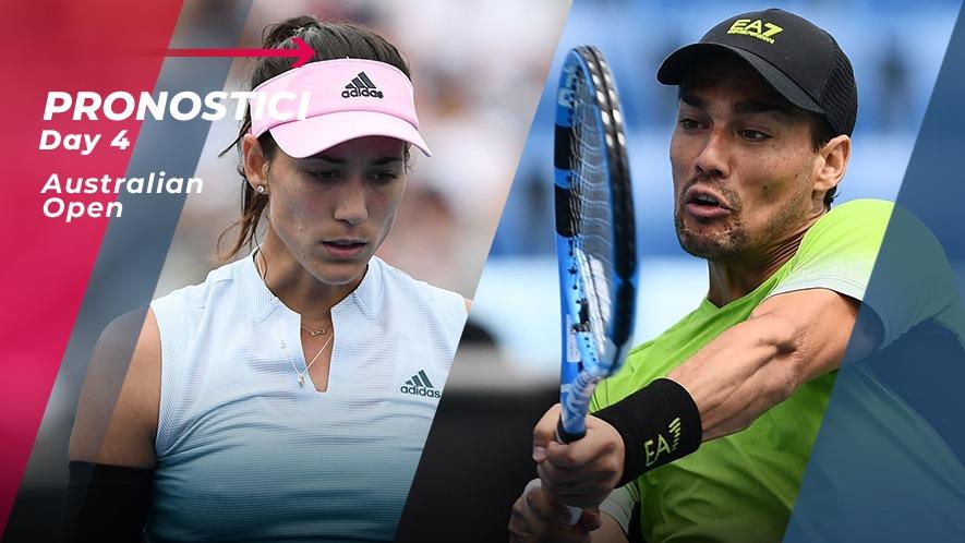 Tennis Australian Open 2019 Day 4