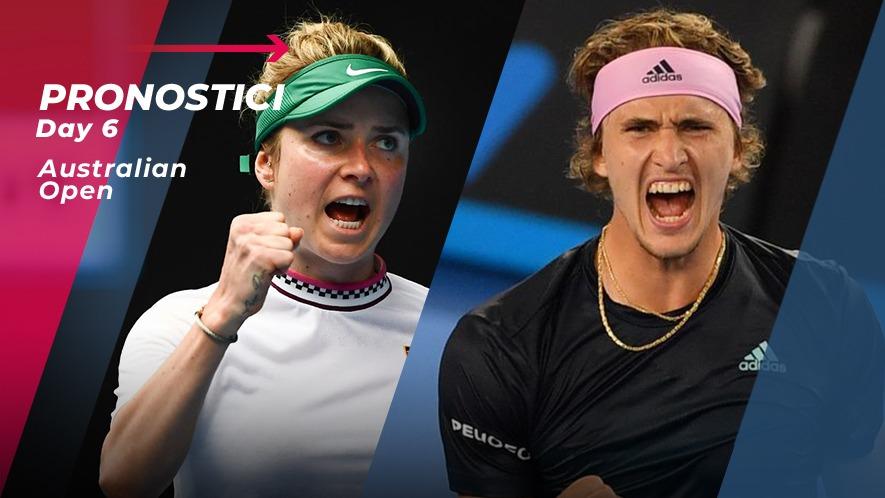 Tennis Australian Open 2019 Day 6