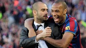 Thierry Henry Barcellona