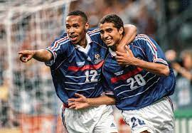Thierry Henry Francia