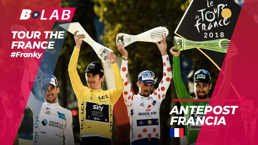 Tour de France 2019: favoriti, guida, analisi del percorso e tutti i consigli per provare la cassa insieme al B-Lab nel blog di #Franky!