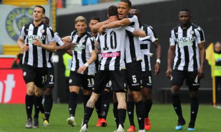 Udinese-Spal 18 maggio: si gioca per la penultima giornata di Serie A. I friulani cercano punti fondamentali per la salvezza.