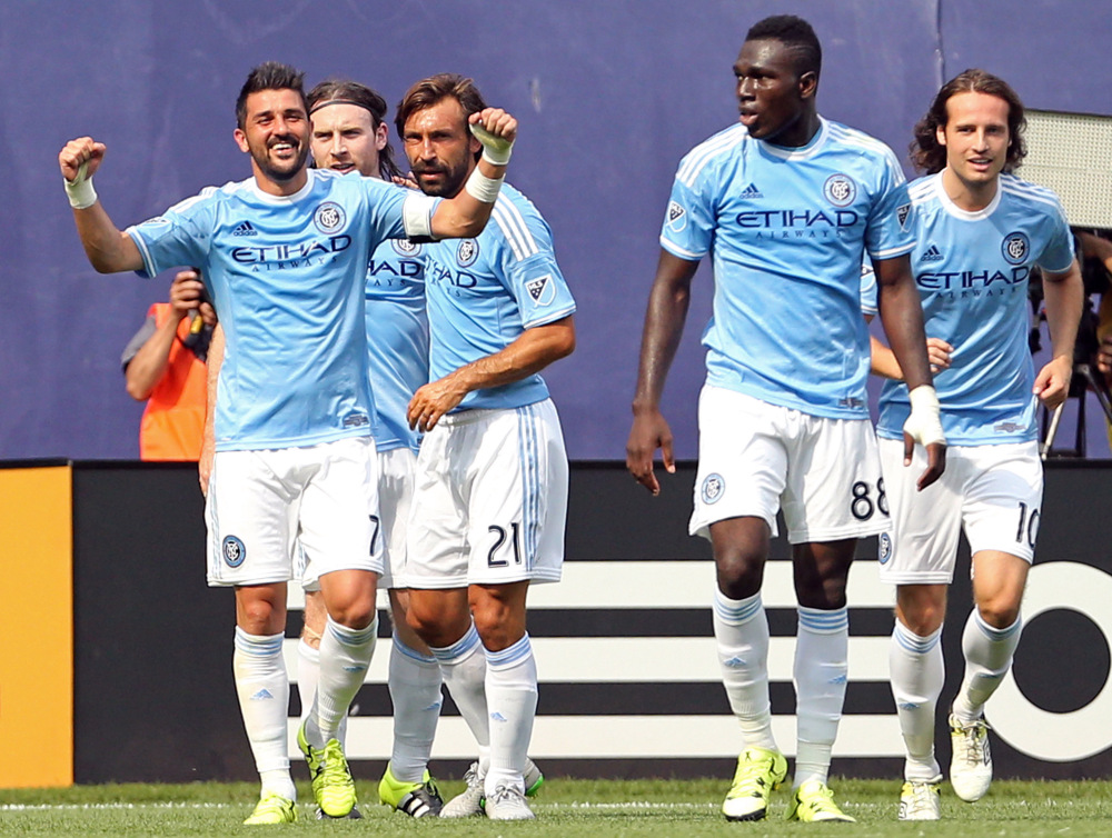 Major League Soccer domenica 11 marzo