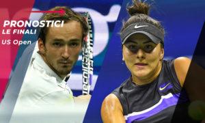 Tennis US Open 2019 Finali