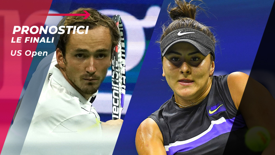 Tennis US Open 2019 Finali