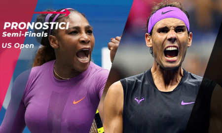 Tennis US Open 2019 Semifinali