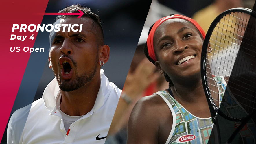 Tennis US Open 2019 Day 4