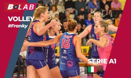 Pronostici volley Serie A1 maschile e femminile: i consigli sui match in programma in Superlega e Samsung Volley Cup nel blog di #Franky