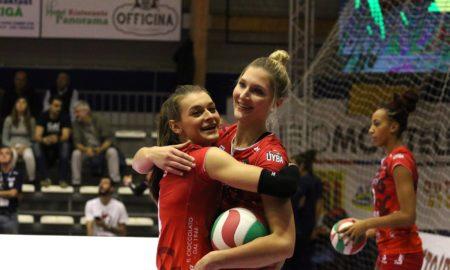 Serie A1 Volley femminile domenica 23 dicembre