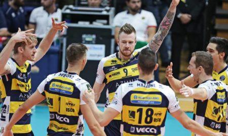Serie A1 Volley domenica 3 febbraio