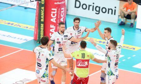 Serie A1 Volley Trento-Perugia sabato 5 gennaio: analisi e pronostico della sedicesima giornata della massima serie di pallavolo.