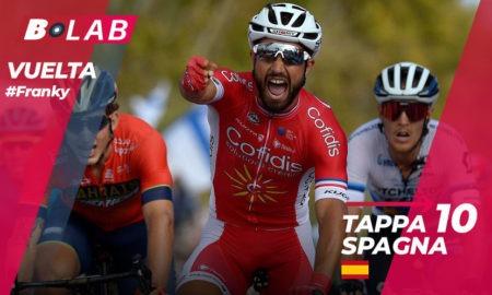 Pronostico La Vuelta 2018 favoriti tappa 10: Salamanca-Fermoselle, le quote e i consigli per provare la cassa insieme al B-Lab!