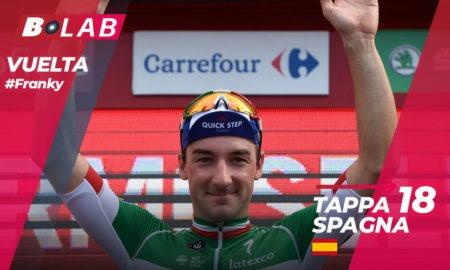 Pronostico La Vuelta 2018 favoriti tappa 18: Ejea de los Caballeros-Lleida, le quote e i consigli per provare la cassa insieme al B-Lab!