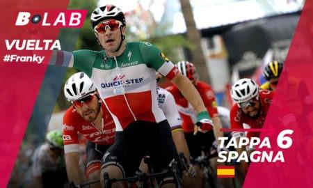 Pronostico La Vuelta 2018 favoriti tappa 6: Huercal Overa-San Javier, i consigli per provare la cassa insieme al B-Lab!