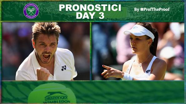 Tennis Wimbledon 2018 Day 3