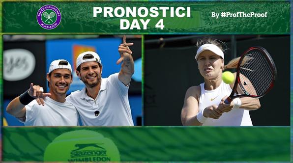 Tennis Wimbledon 2018 Day 4