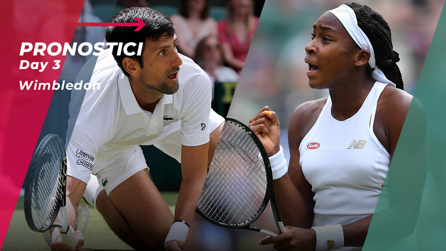 Tennis Wimbledon 2019 Day 3