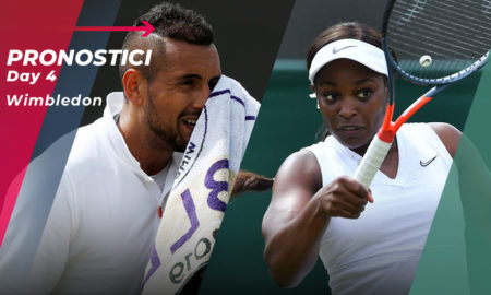 Tennis Wimbledon 2019 Day 4