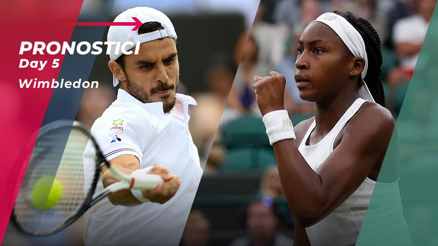 Tennis Wimbledon 2019 Day 5