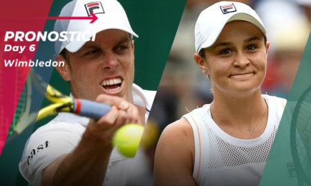 Tennis Wimbledon 2019 Day 6
