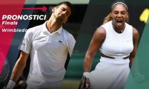 Tennis Wimbledon 2019 Le Finali