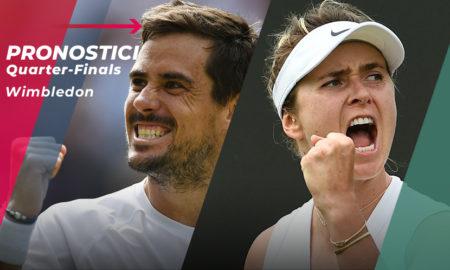Tennis Wimbledon 2019 Quarti di Finale