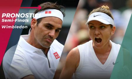 Tennis Wimbledon 2019 Semifinali